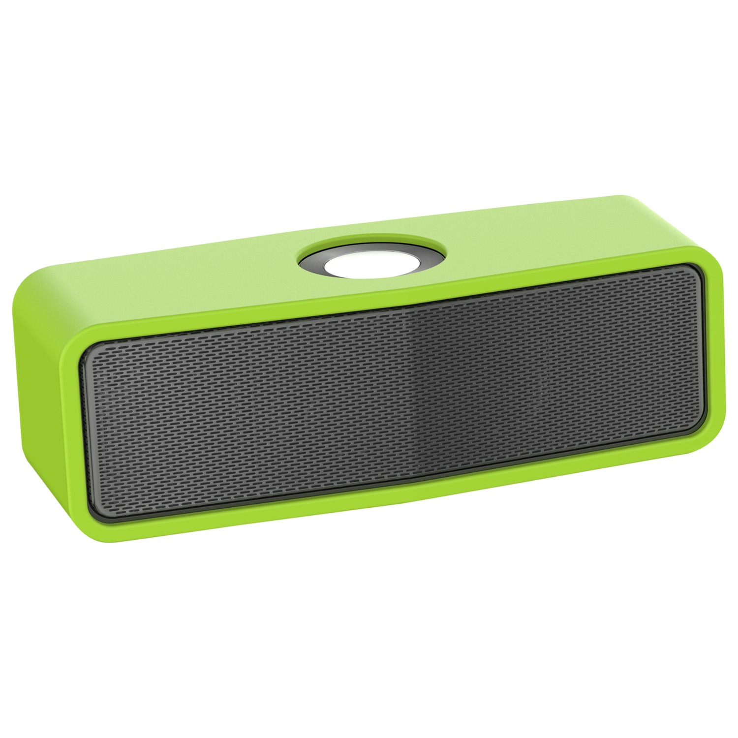 LG Music Flow P7 Portable Speaker Protective Rubber Case Green