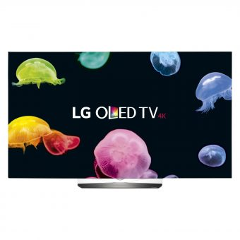 LG OLED55B6V OLED HDR 4K Ultra HD Smart TV