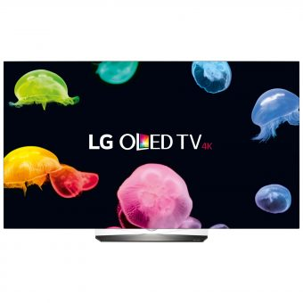 LG OLED65B6V OLED HDR 4K Ultra HD Smart TV