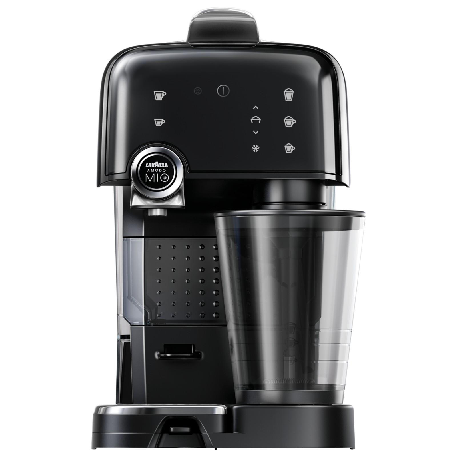 Lavazza A Modo Mio Fantasia LM7000 Cappuccino Latte Coffee Machine Black