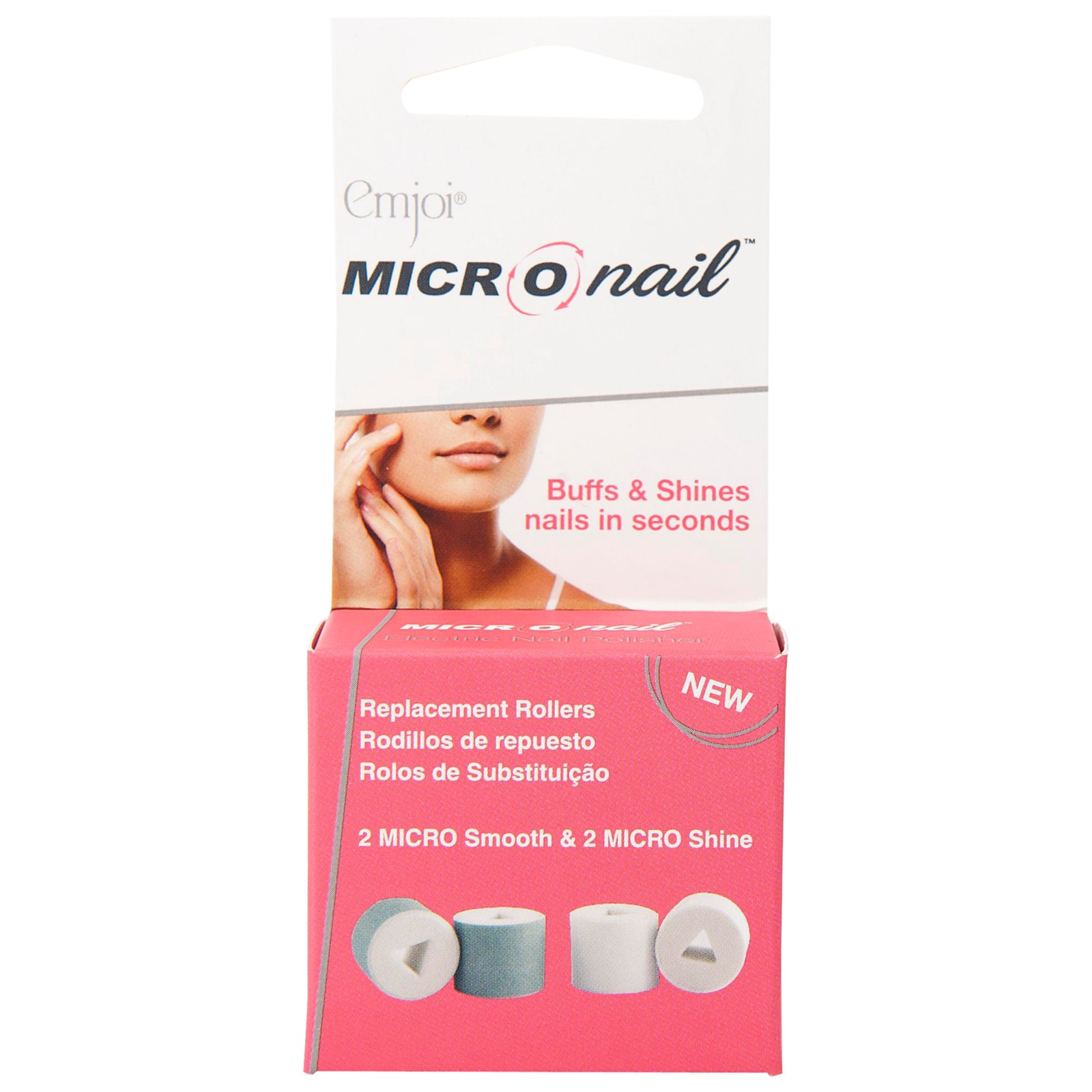 MICRO Nail Replacement Rollers