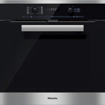 Miele H6260BP PureLine Single Electric Oven