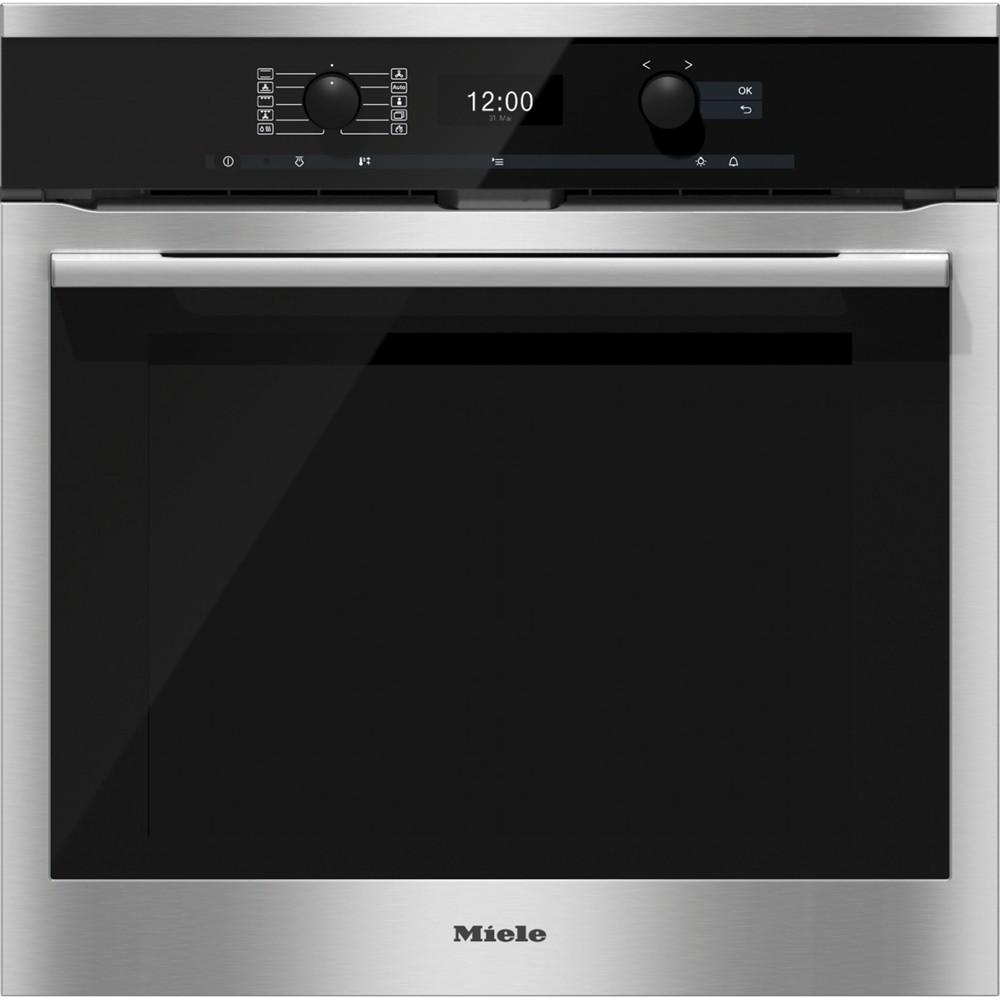 Miele H6360BP ContourLine Single Electric Oven