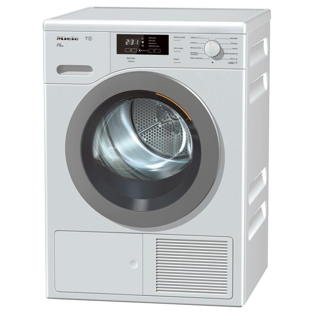 Heat Pump Dryer ~ Miele tkb wp freestanding heat pump condenser tumble