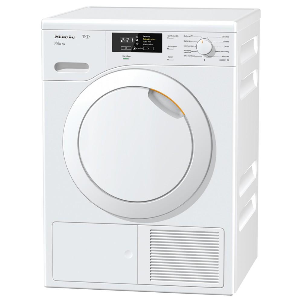 Miele TKB140WP Heat Pump Freestanding Tumble Dryer