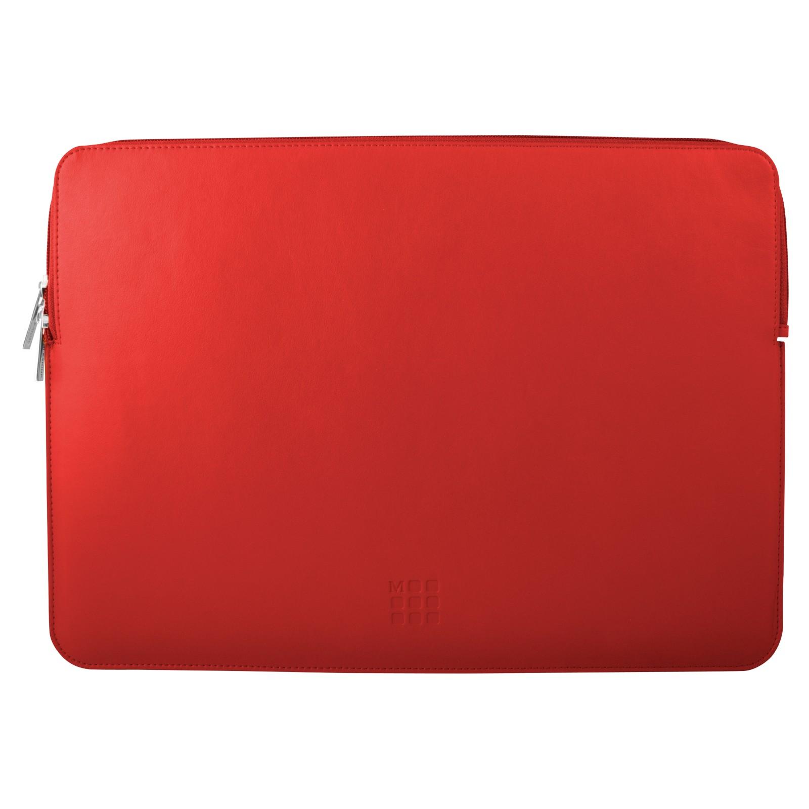 """Moleskine Case for 13"""" Laptops Red"""