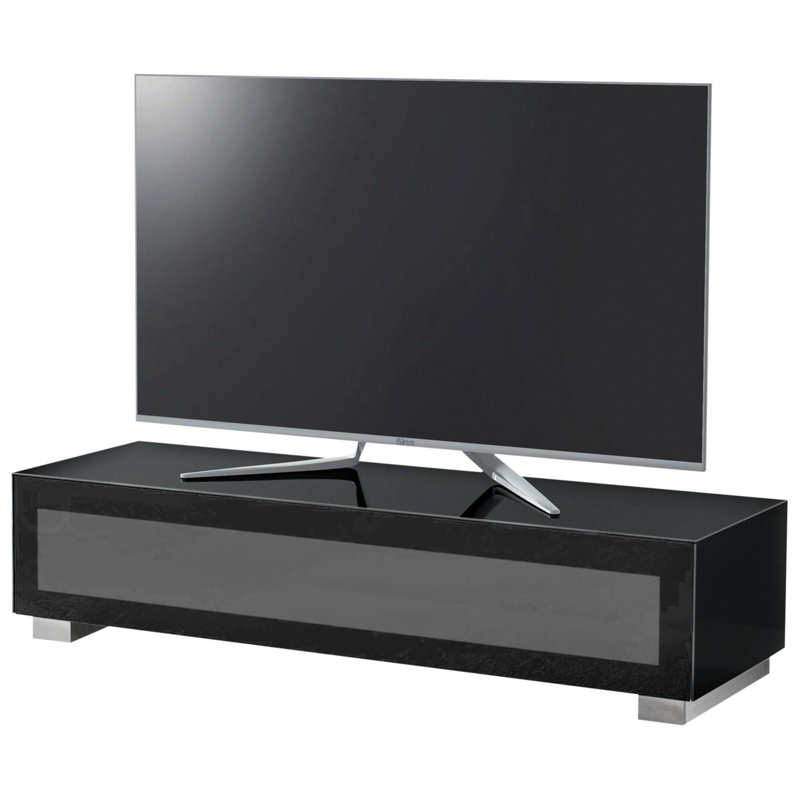 """Munari Magic 150 TV Stand For TV's up to 60"""" Black/Black"""
