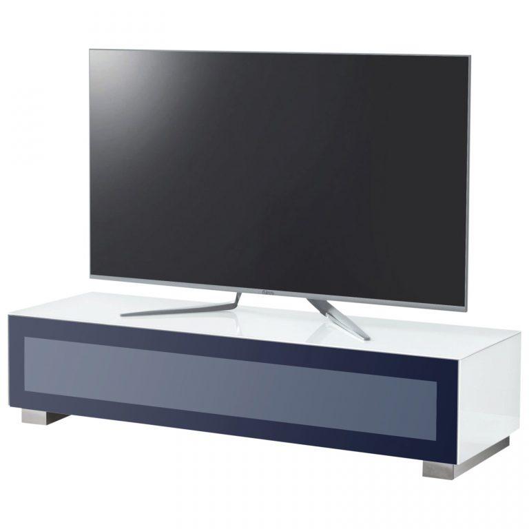 Munari Magic 150 TV Stand For TV's up to 60″ White/Blue