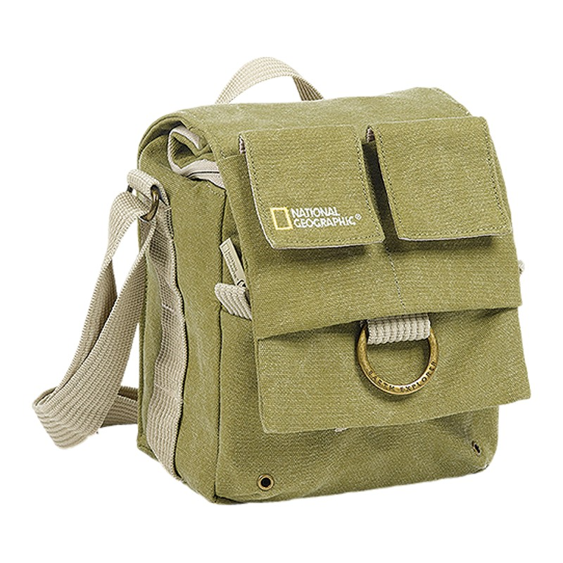 National Geographic Earth Explorer NG 2344 Small Shoulder Bag