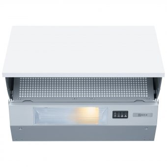 Neff D2615X0GB Integrated Cooker Hood