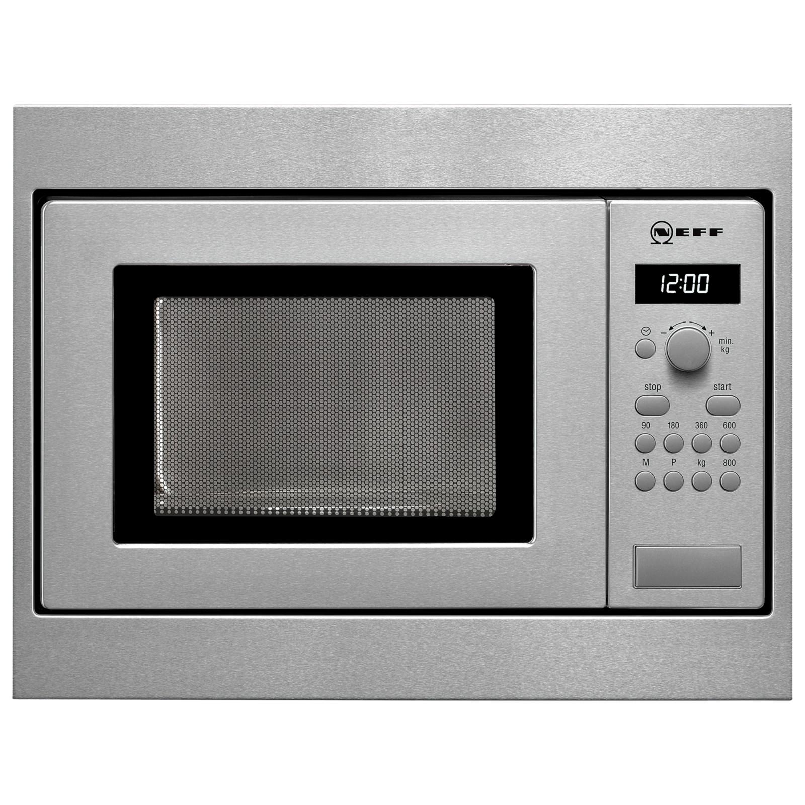 Neff H53W50N3GB 50cm Built-In Microwave