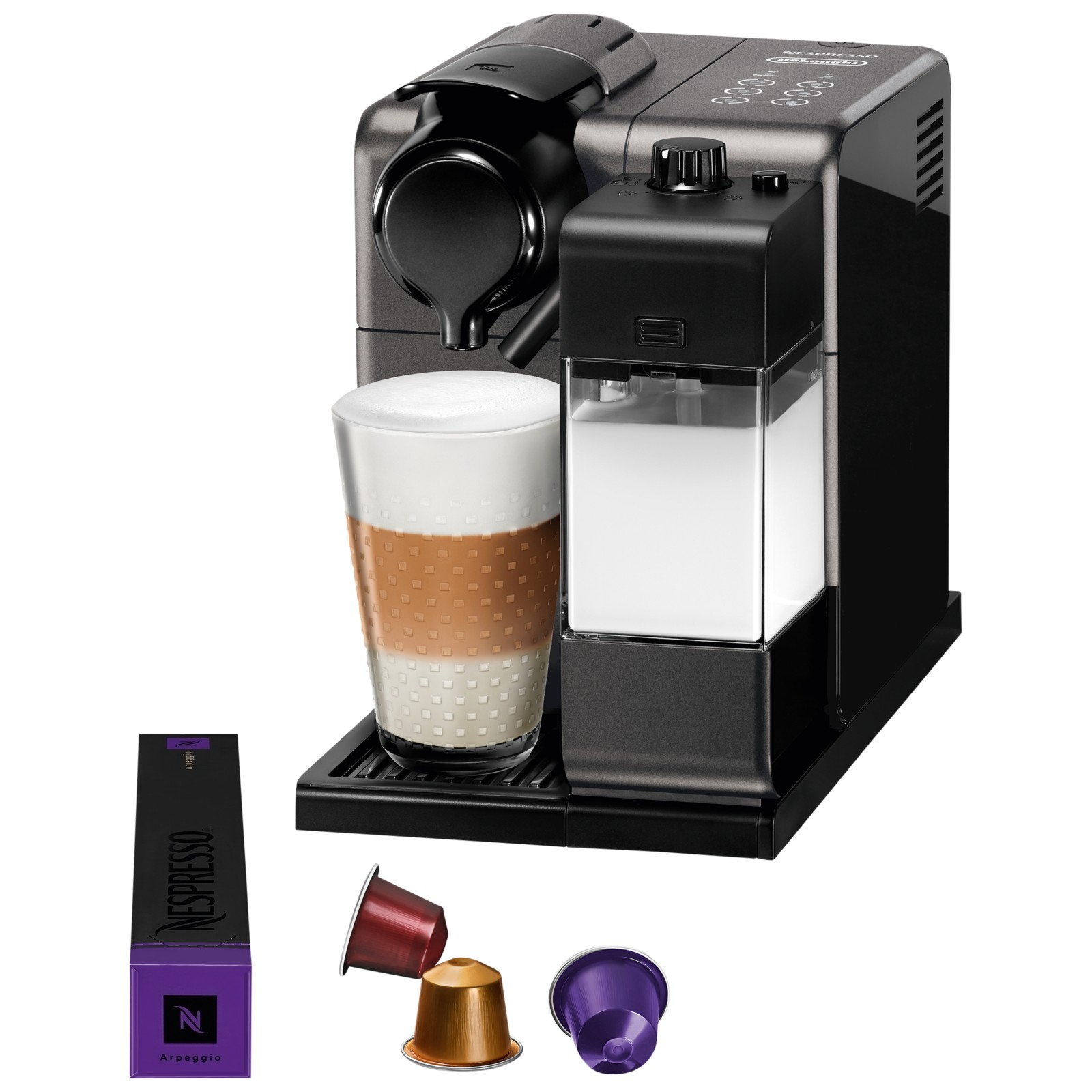 how to clean nespresso machine delonghi