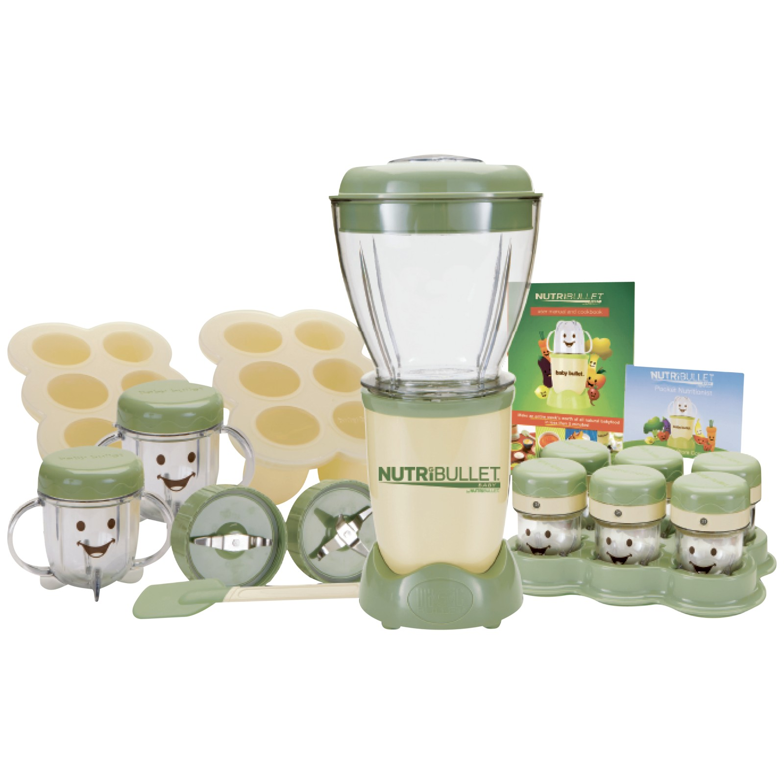 Nutribullet Baby Food