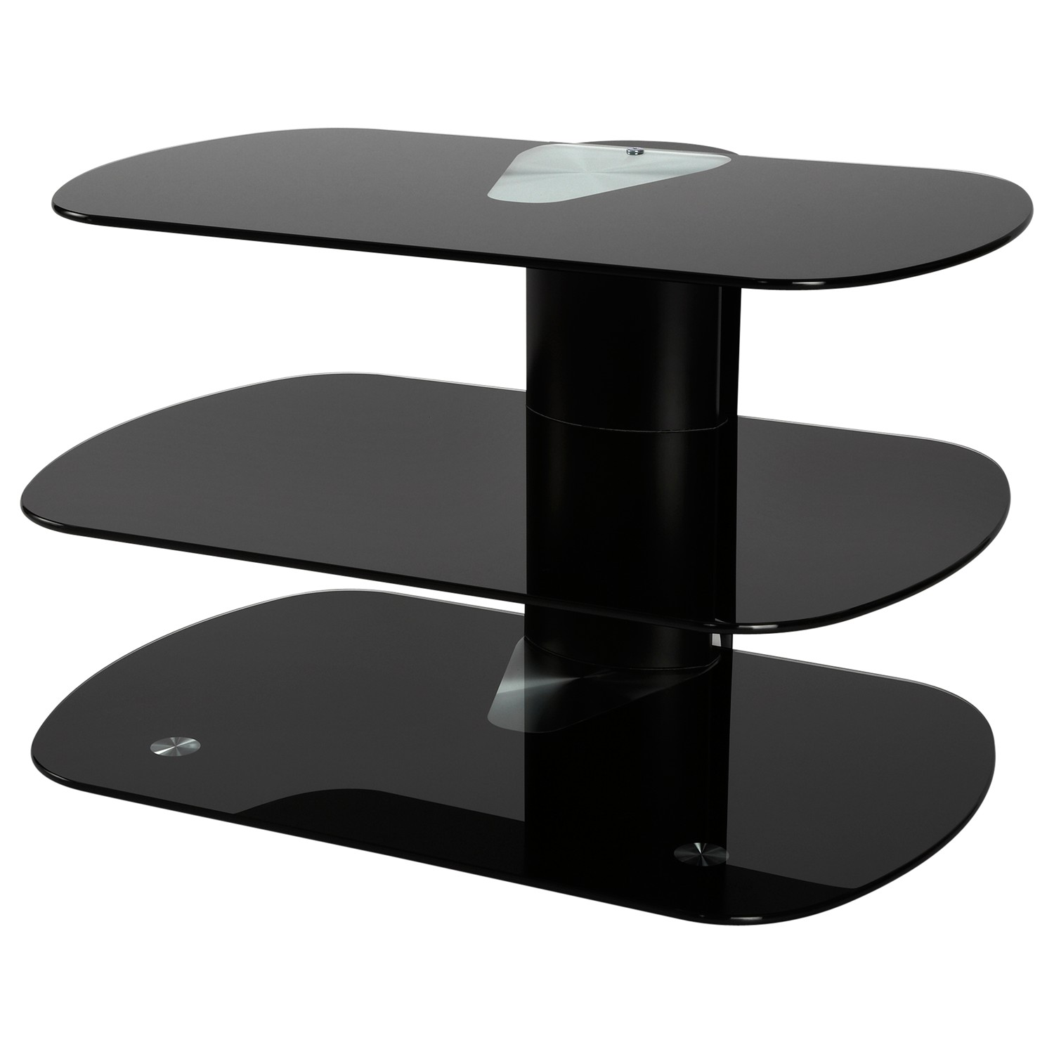 "Off the Wall Sky 750 TV Stand for TVs up to 55"" Black"