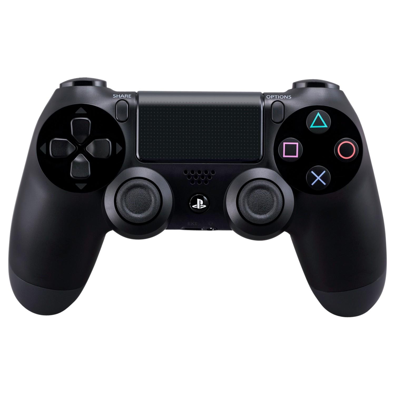 PS4 DualShock 4 Controller Black