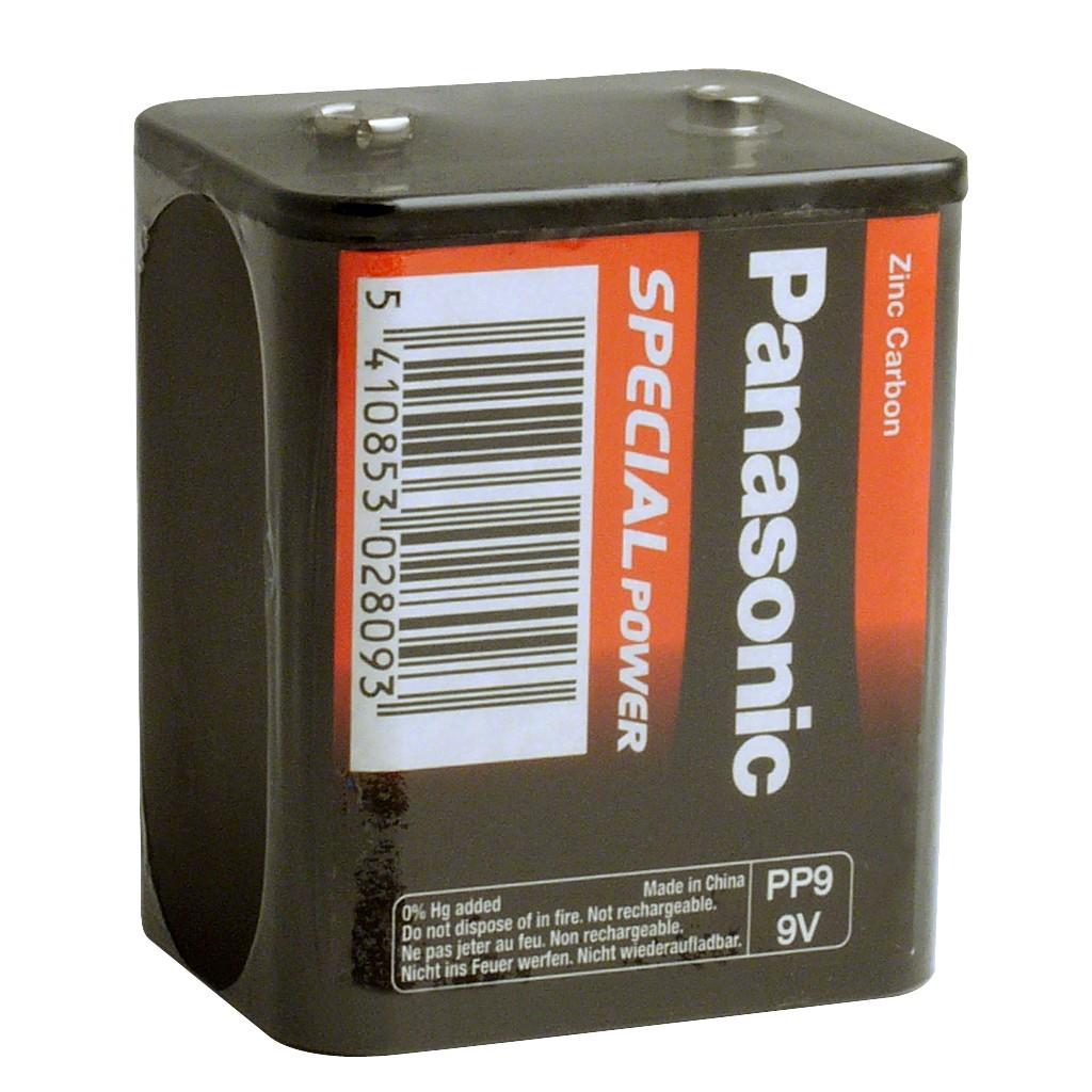 Panasonic Radio Battery