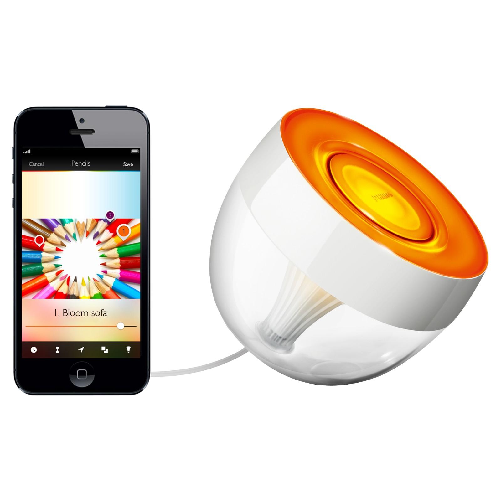 Philips Friends of Hue LivingColors Iris Colour Changing LED Mood Light
