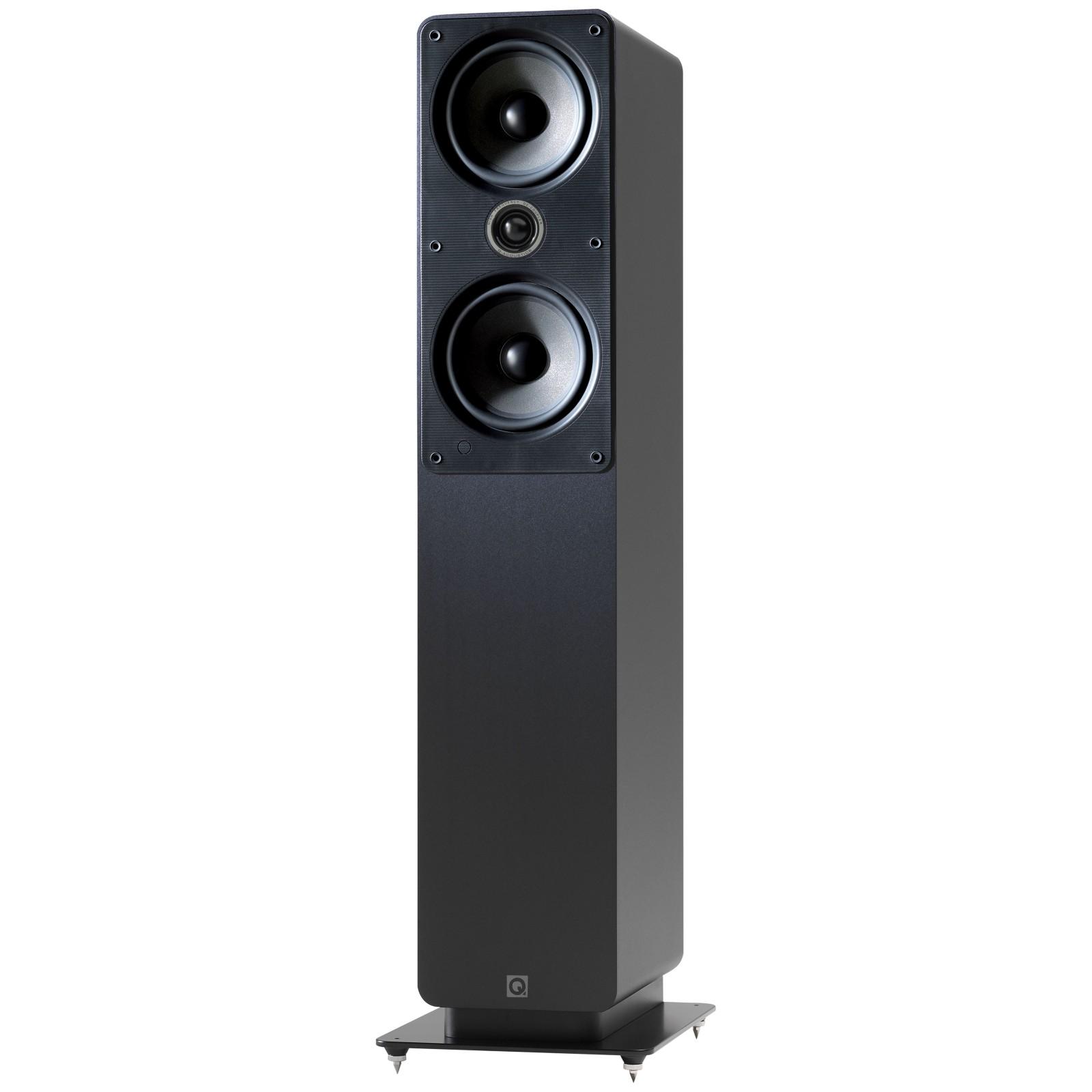 Q Acoustics 2050i Floorstanding Speakers Graphite Black