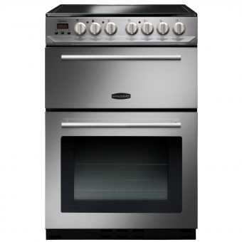 Rangemaster Arleston 60cm Electric Range Cooker Stainless Steel