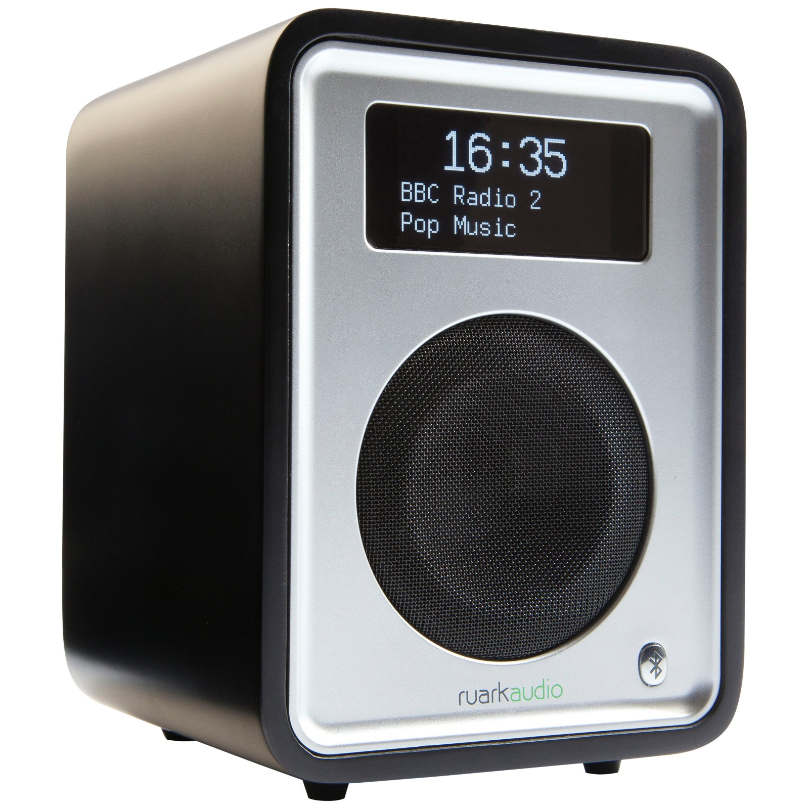 Ruark R1 MK3 DAB Bluetooth Digital Radio Black