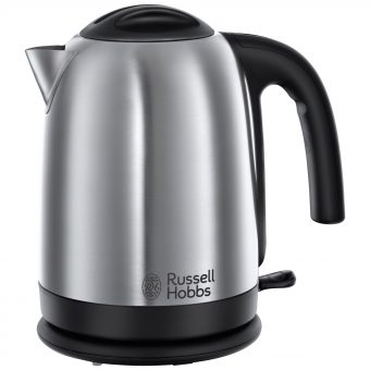 Russell Hobbs Cambridge Kettle Brushed Stainless Steel