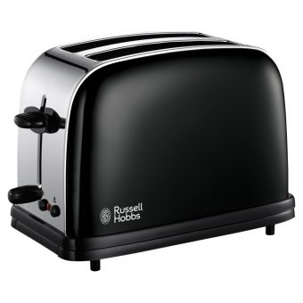 Russell Hobbs Classic 2-Slice Toaster Black