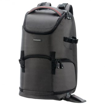 "Samsonite B-Lite Fresh Foto Backpack M for DSLR Cameras and Laptops up to 15.6"" Charcoal"