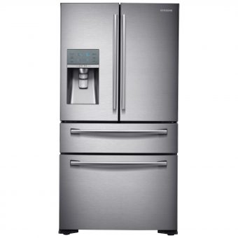 Samsung RF24FSEDBSR 4-Door Fridge Freezer