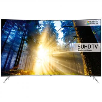 Samsung UE43KS7500 Curved SUHD HDR 1