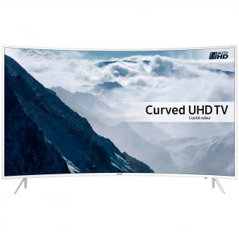 Samsung UE49KU6500 Curved HDR 4K Ultra HD Smart TV
