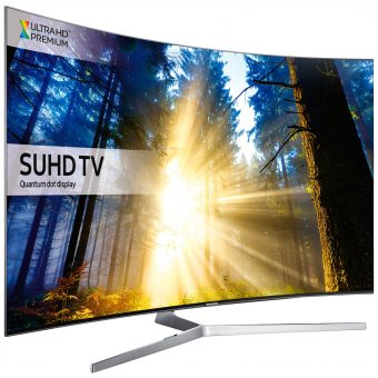 Samsung UE55KS9000 Curved SUHD HDR 1