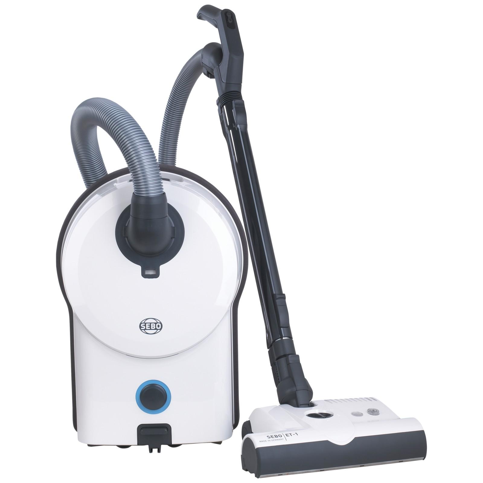 Sebo D4 Premium Eco Cylinder Vacuum Cleaner