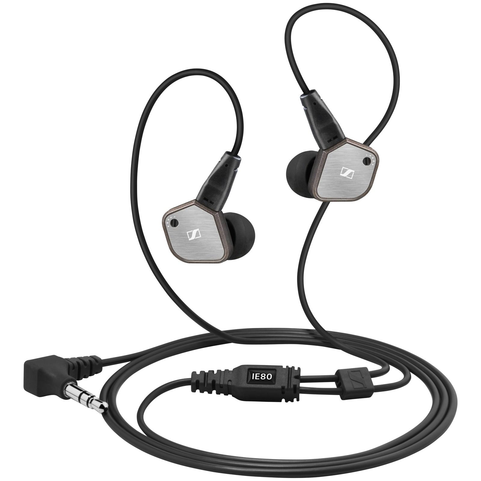 Sennheiser IE 80 Ear Canal Headphones