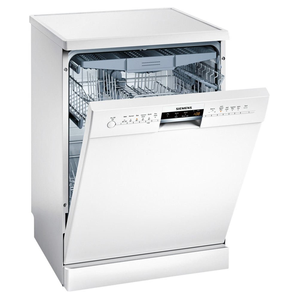 Siemens SN26M280GB Freestanding Dishwasher