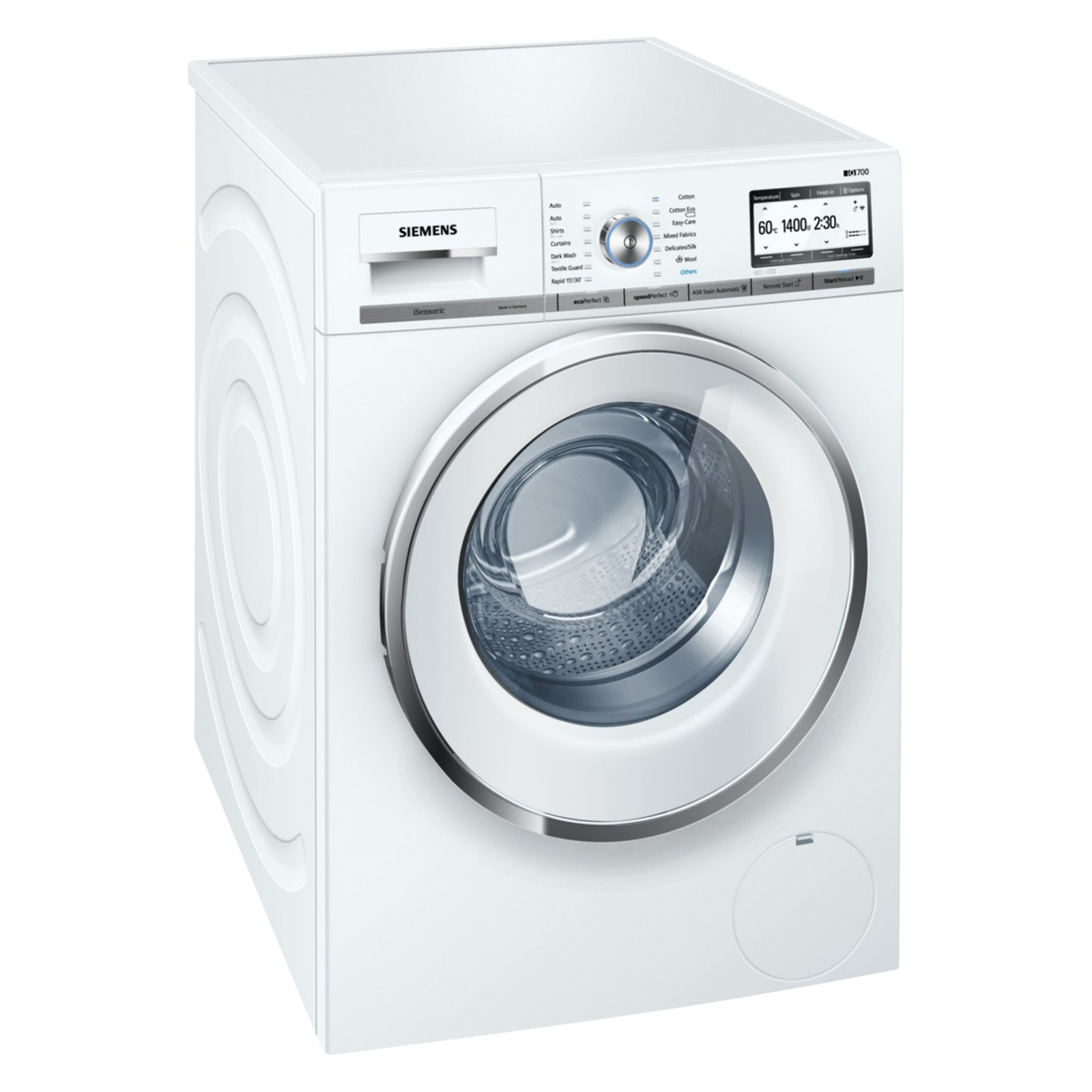 Siemens iQ700 WMH4Y790GB Freestanding Washing Machine