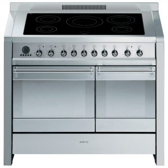 Smeg A2PYID-8 Induction Hob Range Cooker