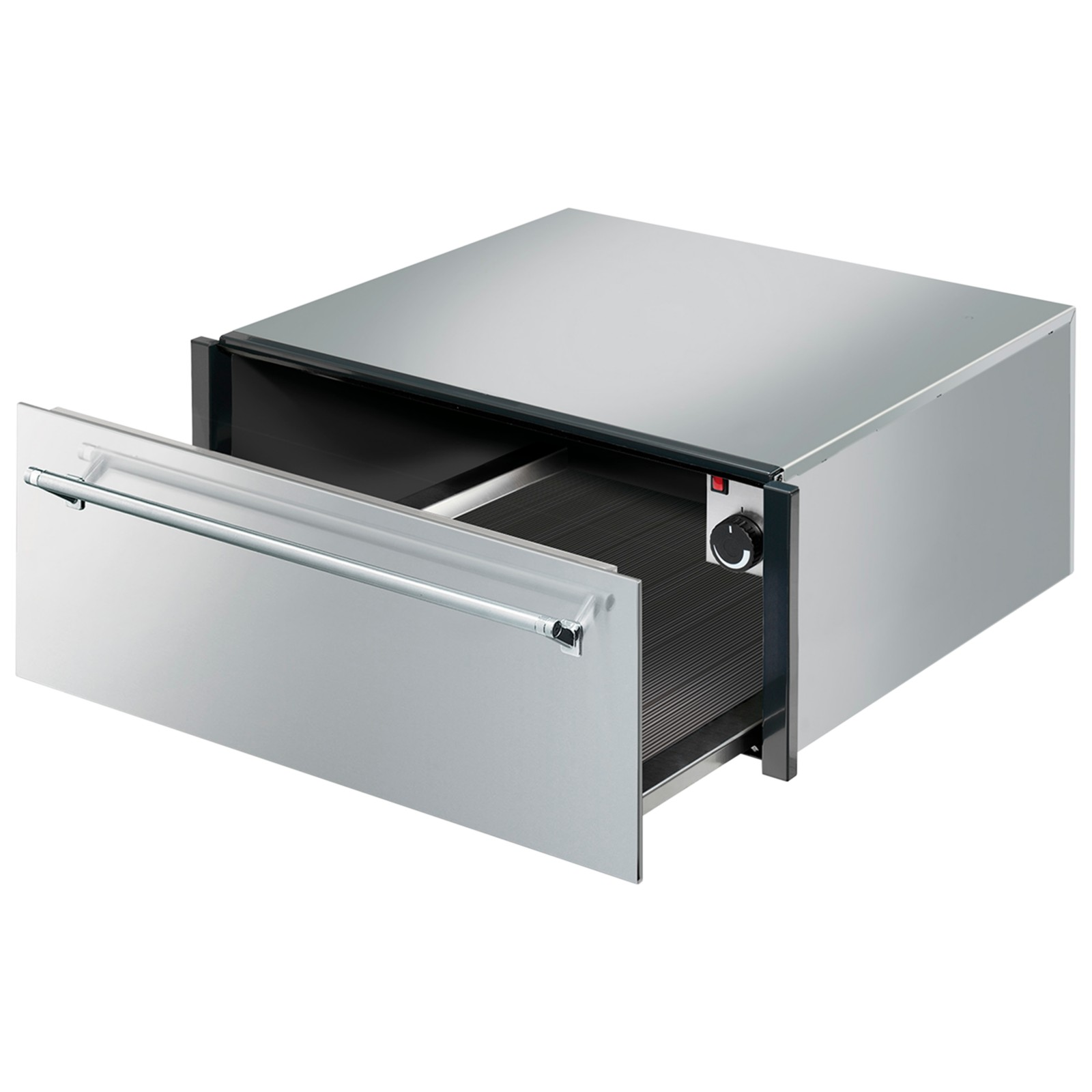 Smeg CT3029X Integrated Warming Drawer