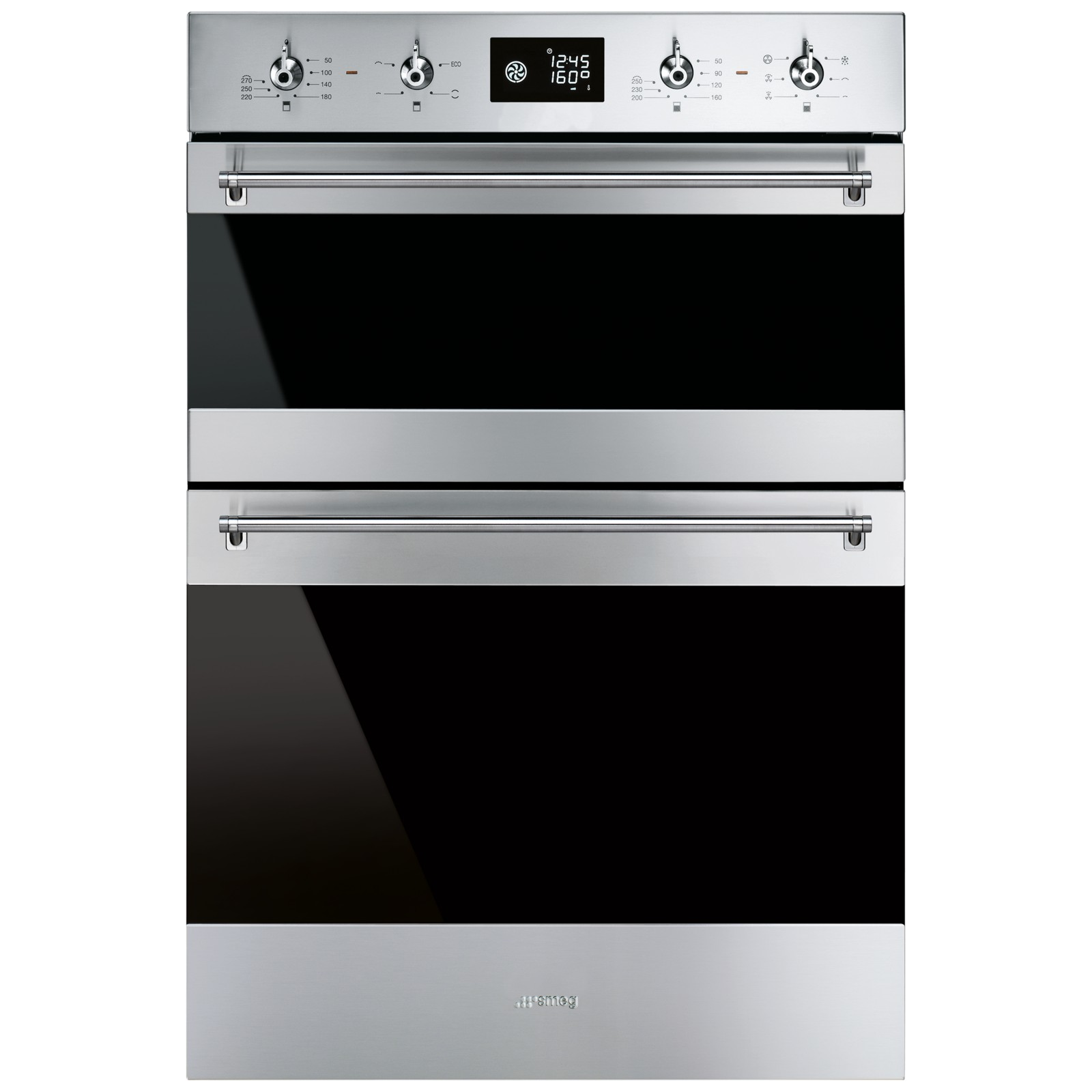 Smeg DOSF6390X Classic Built-In Multifunction Double Oven