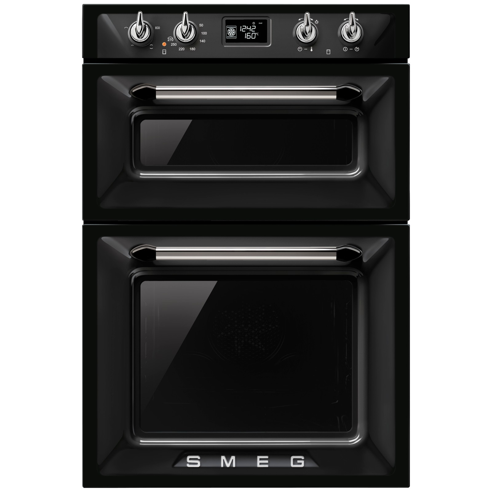 Smeg DOSF6920N Victoria Built-In Multifunction Double Oven