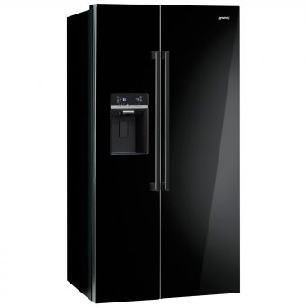 Smeg SBS63NED American Style Fridge Freezer