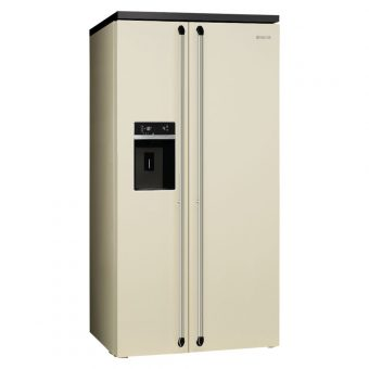 Smeg SBS963P American Style Fridge Freezer