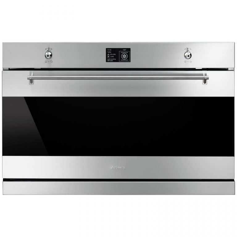 Smeg SFP9395X Classic Built-In Multifunction Single Oven
