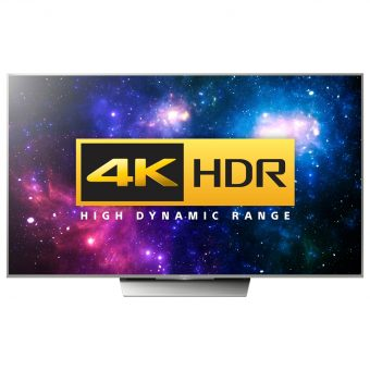 Sony Bravia 55XD8577/8599 LED HDR 4K Ultra HD Android TV