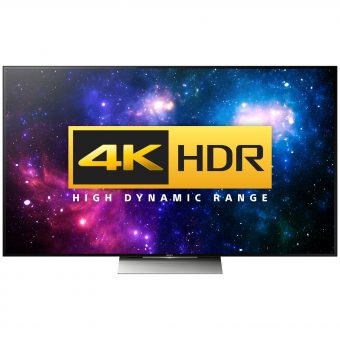 Sony Bravia 55XD9305 LED Premium HDR 4K Ultra HD 3D Android TV