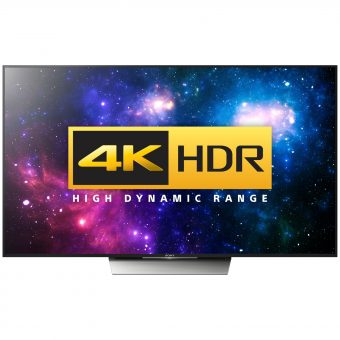 Sony Bravia 65XD8599 LED HDR 4K Ultra HD Android TV