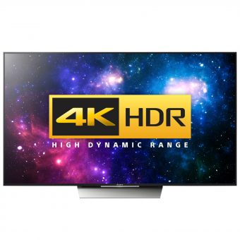 Sony Bravia 85XD8505 LED HDR 4K Ultra HD Android TV