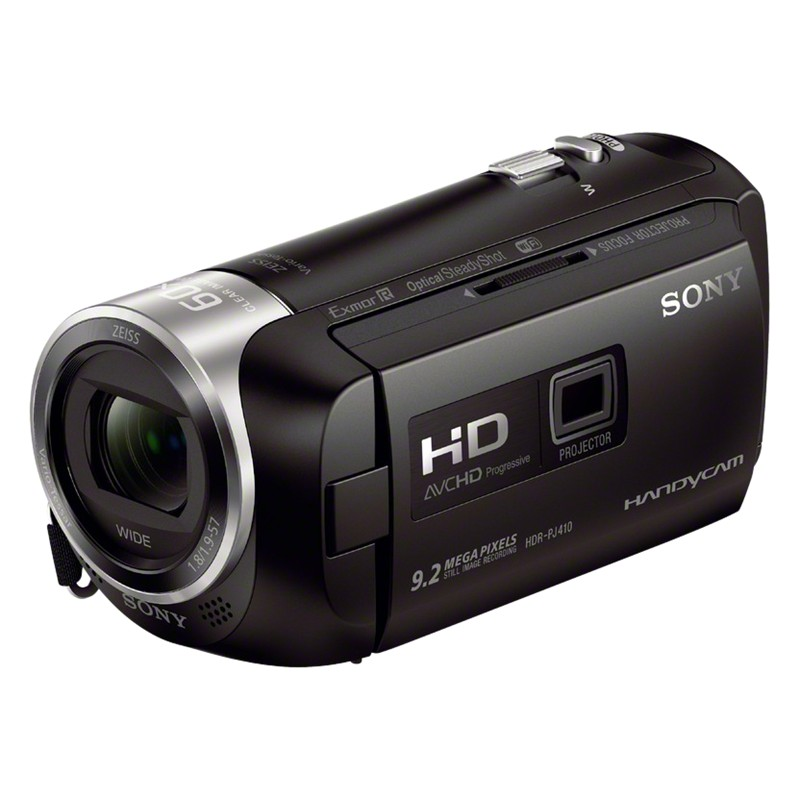 Sony PJ410 Handycam with Built-in Projector