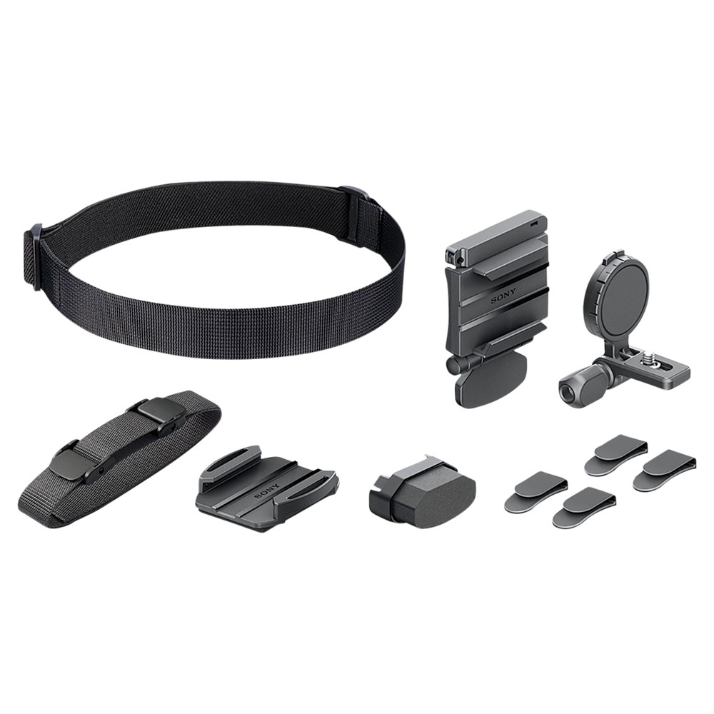 Sony VCT-GM1 Waterproof Head Mount Kit For Sony Action Cam