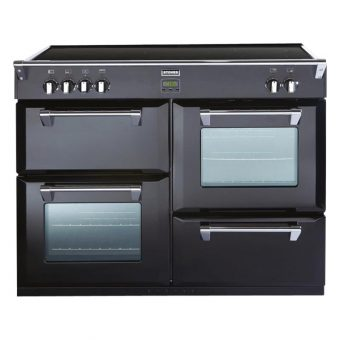 Stoves Richmond 1000Ei Induction Hob Range Cooker Black