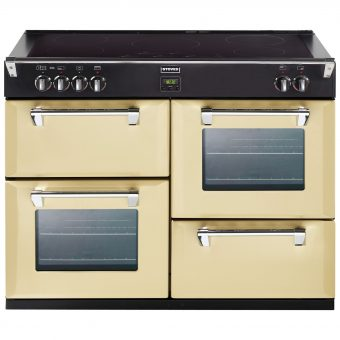 Stoves Richmond 1000Ei Induction Hob Range Cooker Champagne